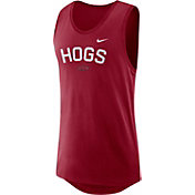 Nike Men's Arkansas Razorbacks Cardinal Modern Dri-FIT Tank