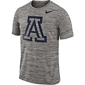 Nike Men's Arizona Wildcats Charcoal Football Dri-FIT Travel T-Shirt