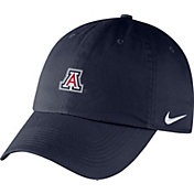Nike Men's Arizona Wildcats Navy Heritage86 Small Logo Adjustable Hat