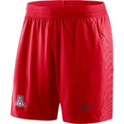 Nike Men's Arizona Wildcats Cardinal Fly Knit Football Shorts