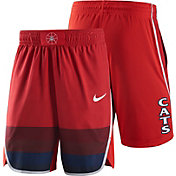 Nike Men's Arizona Wildcats Cardinal Authentic Basketball Shorts