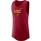Nike Men's USC Trojans Cardinal Modern Dri-FIT Tank