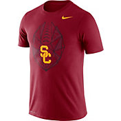 Nike Men's USC Trojans Cardinal Dri-FIT Football Icon T-Shirt