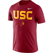 Nike Men's USC Trojans Cardinal Football Dri-FIT Facility T-Shirt