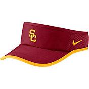 Nike Men's USC Trojans Cardinal Aerobill Featherlight Visor
