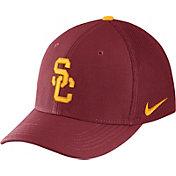 Nike Men's USC Trojans Cardinal Aerobill Swoosh Flex Classic99 Hat