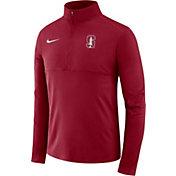 Nike Men's Stanford Cardinal Cardinal Core Half-Zip Shirt