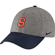 Nike Men's Syracuse Orange Grey/Blue Heritage86 Heather Adjustable Hat