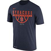 Nike Men's Syracuse Orange Blue ELITE Basketball Legend T-Shirt