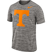 Nike Men's Tennessee Volunteers Charcoal Football Dri-FIT Travel T-Shirt