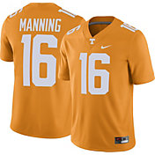 Nike Men's Peyton Manning Tennessee Volunteers #16 Tennessee Orange Replica College Alumni Jersey