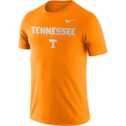 Nike Men's Tennessee Volunteers Tennessee Orange Football Dri-FIT Facility T-Shirt