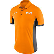 Nike Men's Tennessee Volunteers Tennessee Orange Evergreen Vault Performance Polo
