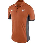 Nike Men's Texas Longhorns Burnt Orange Evergreen Vault Performance Polo