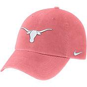 Nike Men's Texas Longhorns Sea Coral Heritage86 Pigment Silhouette Hat