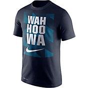 Nike Men's Virginia Cavaliers Blue Dri-FIT Legend Franchise T-Shirt