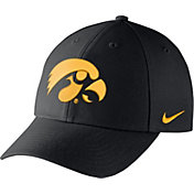 Nike Men's Iowa Hawkeyes Black Dri-FIT Wool Classic Hat