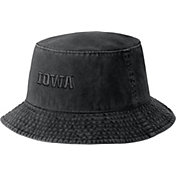 Nike Men's Iowa Hawkeyes Black Bucket Hat