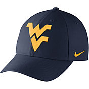 Nike Men's West Virginia Mountaineers Blue Dri-FIT Wool Classic Hat