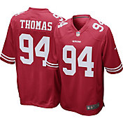 Nike Men's Home Game Jersey San Francisco 49ers Solomon Thomas #94