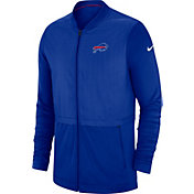 Nike Men's Buffalo Bills Sideline Hybrid Full-Zip Royal Jacket