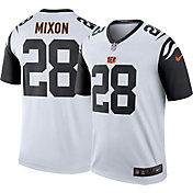 Nike Men's Color Rush Legend Jersey Cincinnati Bengals Joe Mixon #28