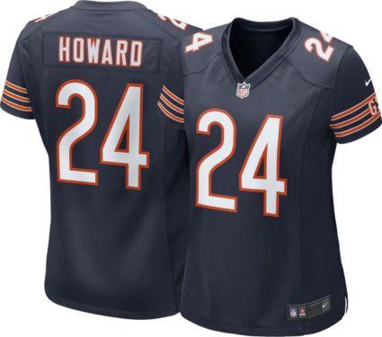 Nike Women s Home Game Jersey Chicago Bears Jordan Howard  24 ... 3aeb59e160