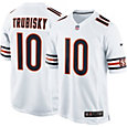 Nike Men's Away Game Jersey Chicago Bears Mitchell Trubisky #10