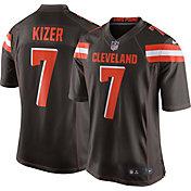 Nike Men's Home Game Jersey Cleveland Browns DeShone Kizer #7