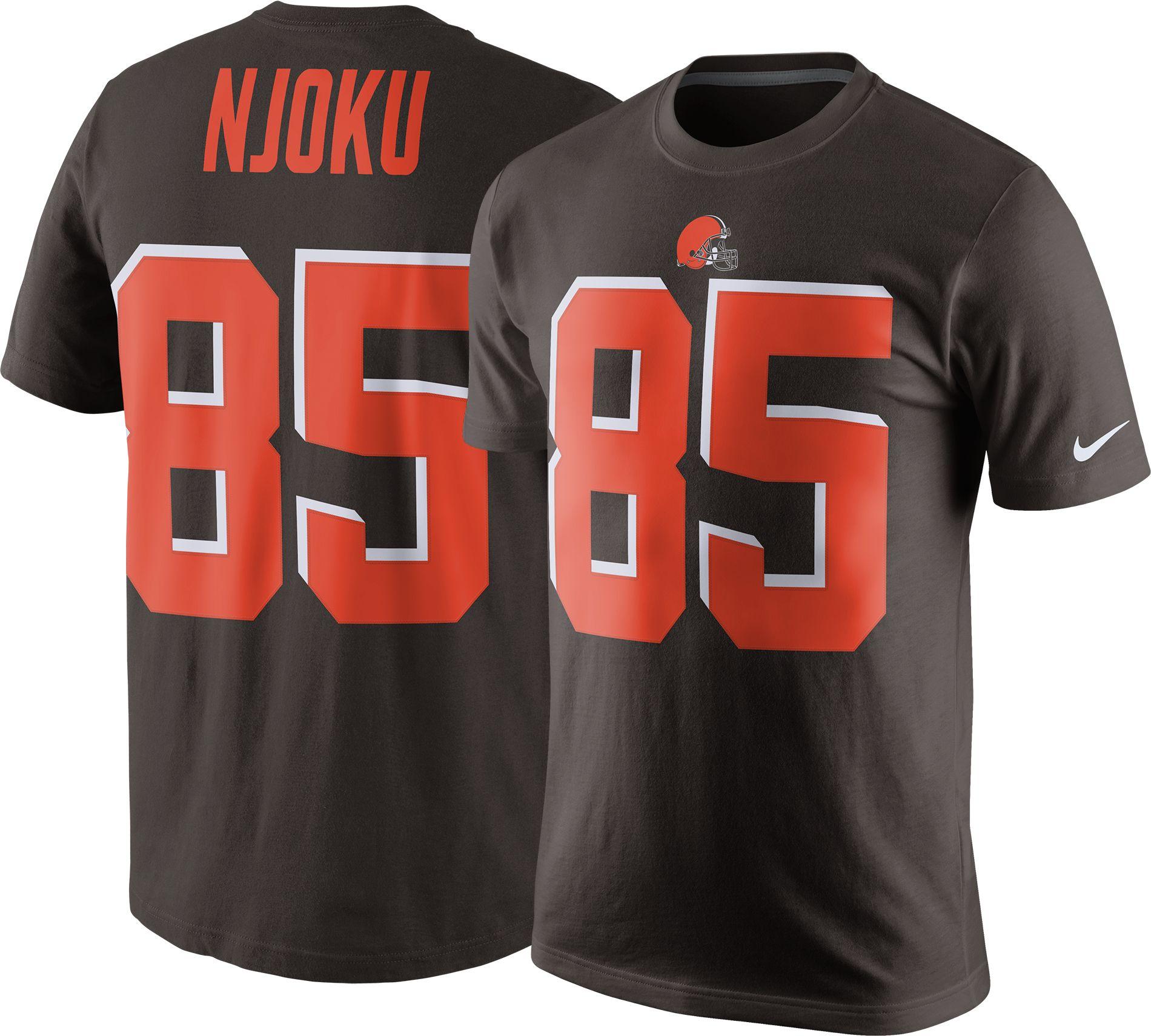 David Njoku NFL Jersey