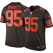 Nike Men's Color Rush Legend Jersey Cleveland Browns Myles Garrett #95