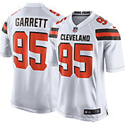 Nike Men's Away Game Jersey Cleveland Browns Myles Garrett #95