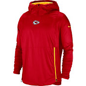 Nike Men's Kansas City Chiefs Sideline Fly Rush Red Jacket