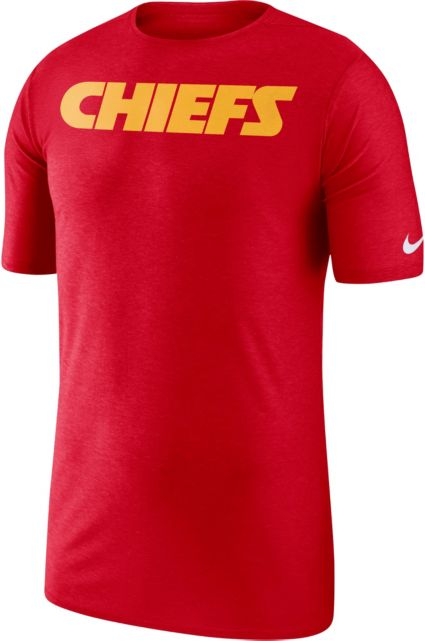 23fa1f8a497 Nike Men s Kansas City Chiefs Sideline Player Performance Red T-Shirt.  noImageFound