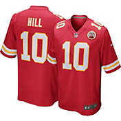 Nike Men's Home Game Jersey Kansas City Chiefs Tyreek Hill #10