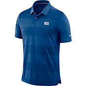 Nike Men's Indianapolis Colts Sideline Early Season Royal Polo