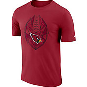 Nike Men's Arizona Cardinals Icon Performance Red T-Shirt
