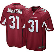 Nike Men's Home Game Jersey Arizona Cardinals David Johnson #31