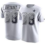 Nike Men's Dallas Cowboys Dez Bryant #88 Prism Player White T-Shirt