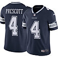 Nike Men's Limited Jersey Dallas Cowboys Dak Prescott #4