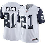 Nike Men's Color Rush 2017 Limited Jersey Dallas Cowboys Ezekiel Elliott #21