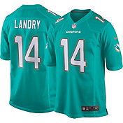 Nike Men's Home Game Jersey Miami Dolphins Jarvis Landry #14