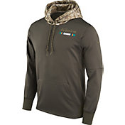 Nike Men's Miami Dolphins Salute to Service 2017 Therma-FIT Performance Hoodie