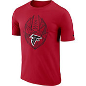Nike Men's Atlanta Falcons Icon Performance Red T-Shirt