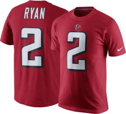 Nike Men s Atlanta Falcons Matt Ryan  2 Pride Red T-Shirt. noImageFound a1c0e61fb