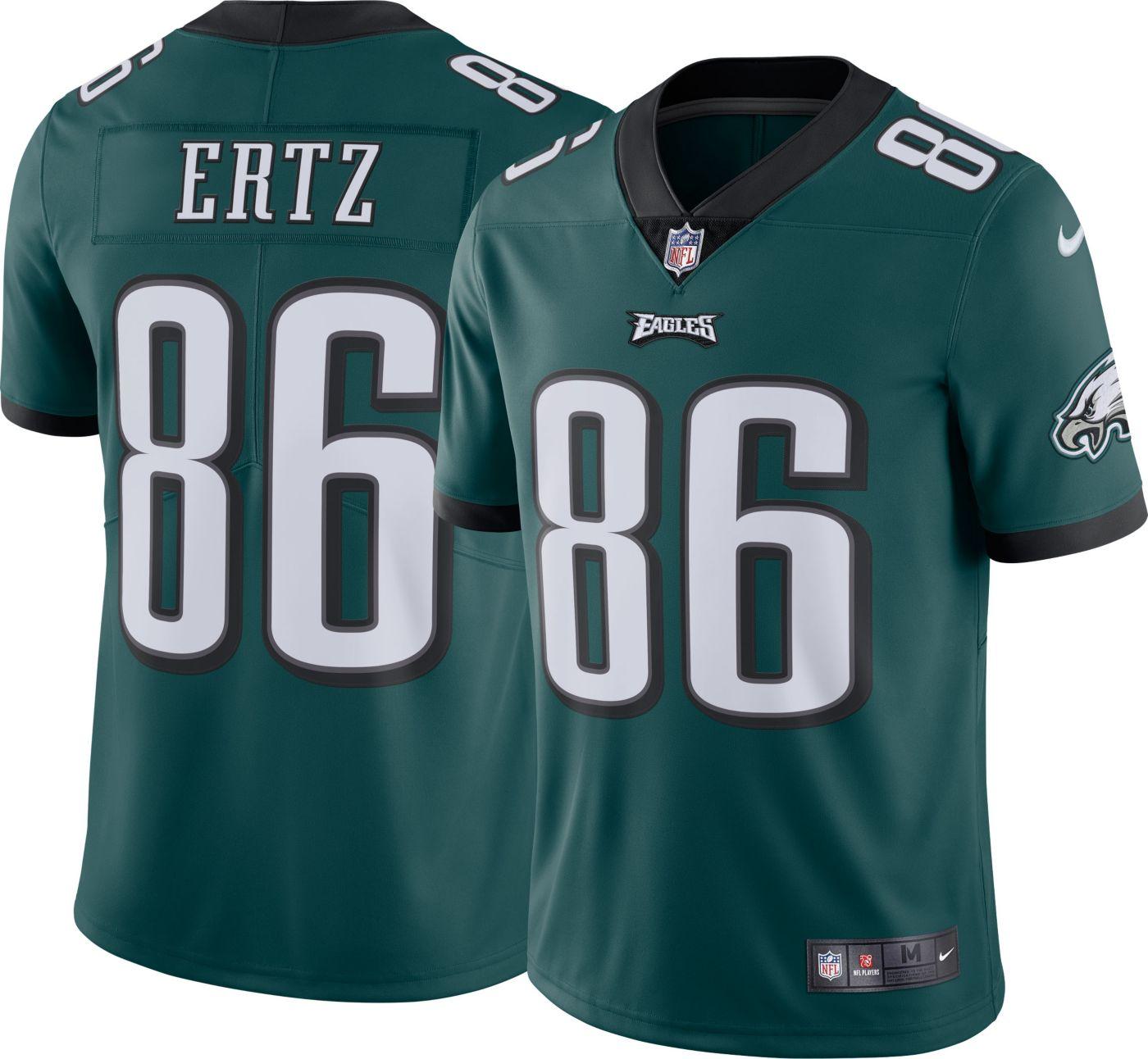 Nike Men's Home Limited Jersey Philadelphia Eagles Zach Ertz #86