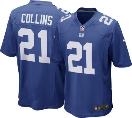 984a05c6e4c Nike Men's Home Game Jersey New York Giants Landon Collins #21 ...