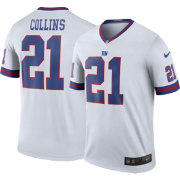 Nike Men's Color Rush Legend Jersey New York Giants Landon Collins #21