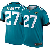 Nike Men's Color Rush Legend Jersey Jacksonville Jaguars Leonard Fournette #27