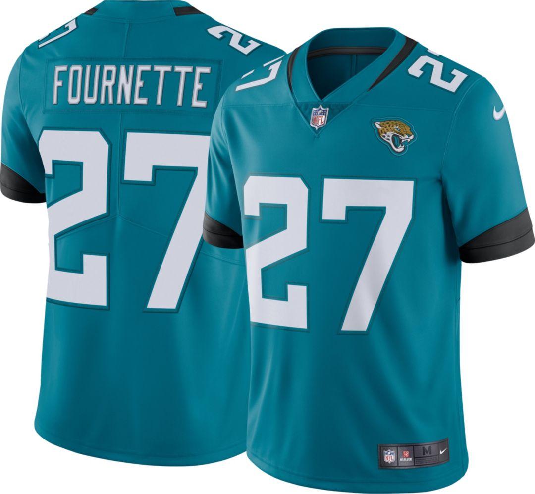 fe822f437a8 Nike Men's Color Rush Limited Jersey Jacksonville Jaguars Leonard Fournette  #27 1